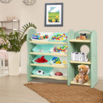 Load image into Gallery viewer, Kids Toy Storage - Uenjoy