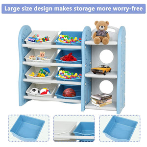 Kids Toy Storage - Uenjoy