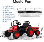 Load image into Gallery viewer, Ride on Tractors - Uenjoy