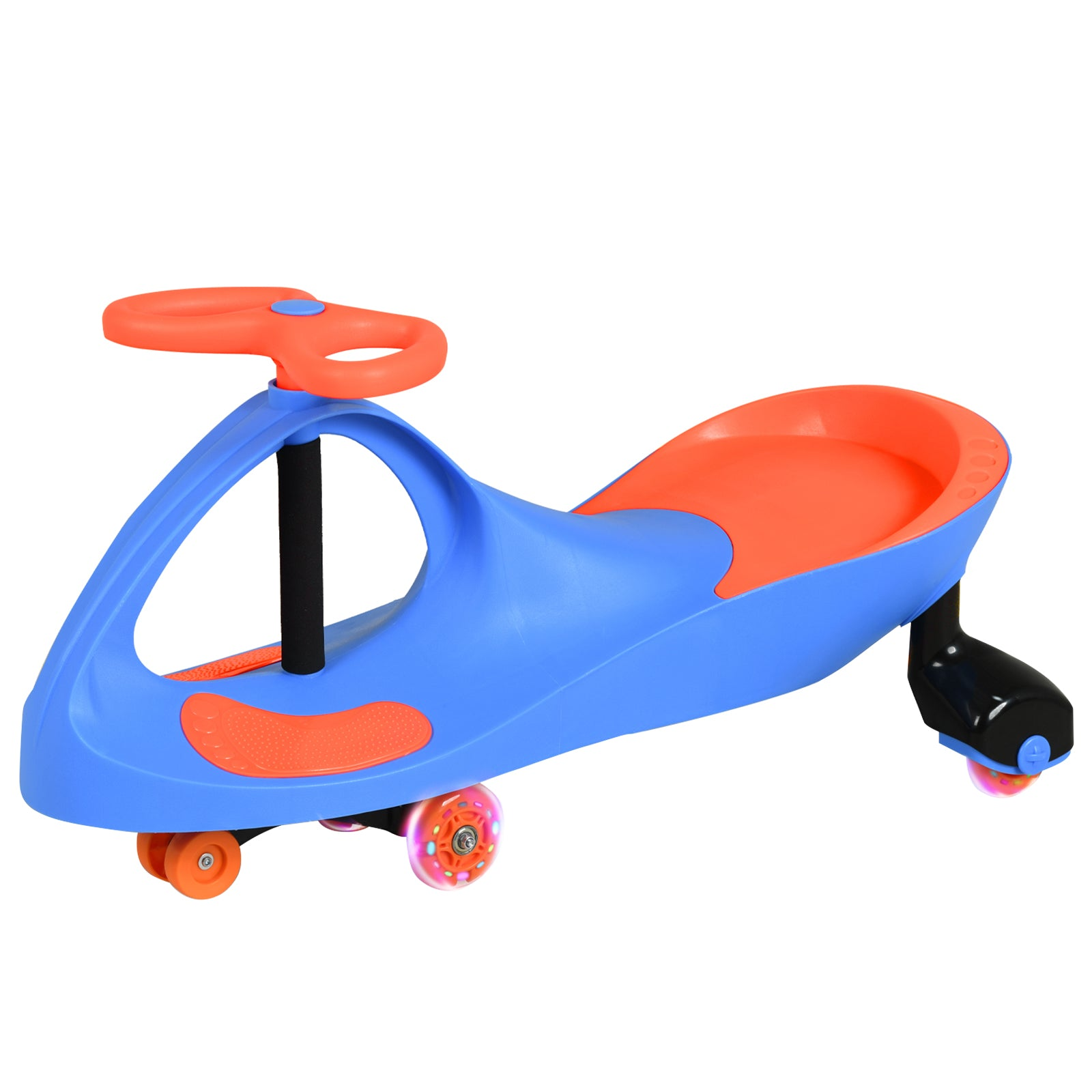 Uenjoy Ride On Car, No Batteries, Gears or Pedals, for 3 to 6 Years Old