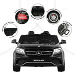 Load image into Gallery viewer, Uenjoy 2 Seater 12V Licensed Mercedes-Benz GLS63 AMG Kids Ride On Car