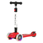 Load image into Gallery viewer, Uenjoy Kick Scooter Kids 3 Wheel Scooter, Adjustable Height