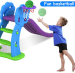 Load image into Gallery viewer, Uenjoy Kids Climber Indoor and Outdoor Freestanding Slide Playset