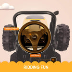 Load image into Gallery viewer, 6V Kids Ride-On Tractor with Remote Control, Colorful Lights, Music Player