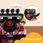 Load image into Gallery viewer, 12V Kids Ride-On Truck with Remote Control, Colorful Light,Music Player|Model Sunshine