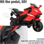 Load image into Gallery viewer, Uenjoy Kids Ride On Motorcycle 6V Electric Battery Powered Motorbike for Kids