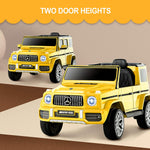 Load image into Gallery viewer, 12V Kids Licensed Ride On Mercedes Benz G63 with Remote Control, LED Light, Music Player