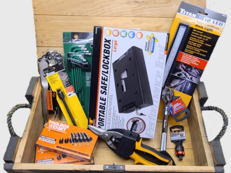 Benefits of getting organizing hand tools crate online!