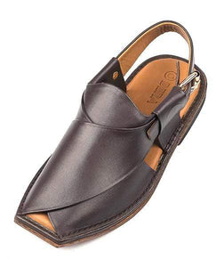 Brown Leather Sole