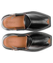 Load image into Gallery viewer, men T shape Peshawari Chappal
