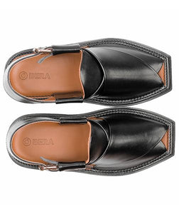 men T shape Peshawari Chappal