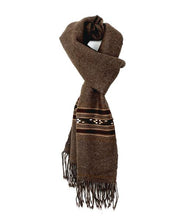 Load image into Gallery viewer, Choclate Brown Scarf