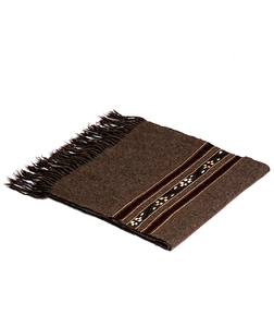 Choclate Brown Scarf