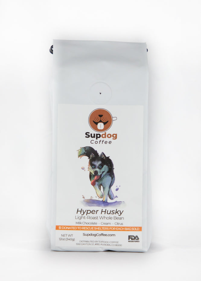Hyper Husky - South American Light-Roast