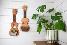 Load image into Gallery viewer, Turtle ukulele planter