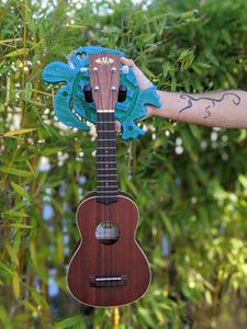 Ukulele hanger Guitar hanger Instrument holder Ukulele holder Guitar holder Musician Gift for Musicians Handmade wooden instrument hanger