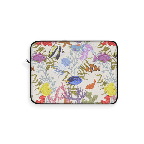 Aquatic Life Laptop Sleeve