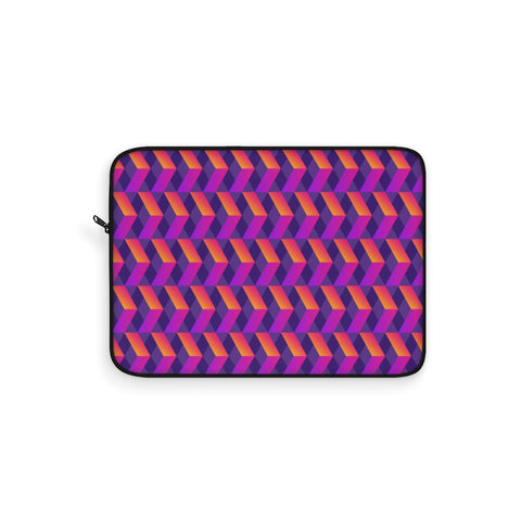 Electric 3D Laptop Sleeve