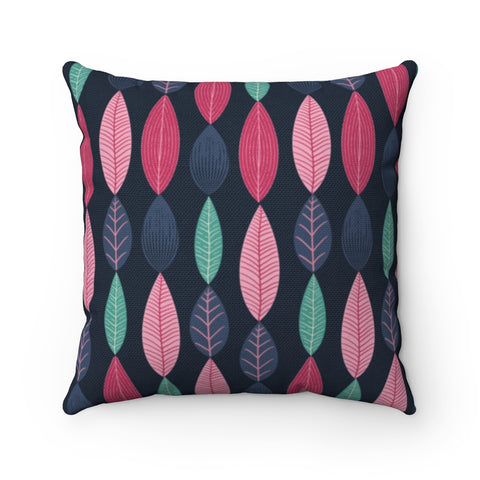 Floral Watermelon Throw Pillow