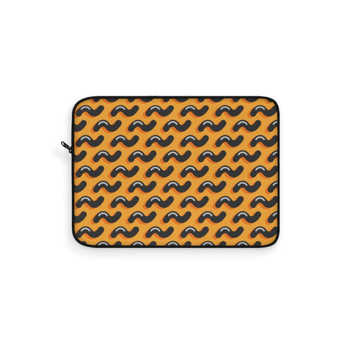 Wavy Line Laptop Sleeve