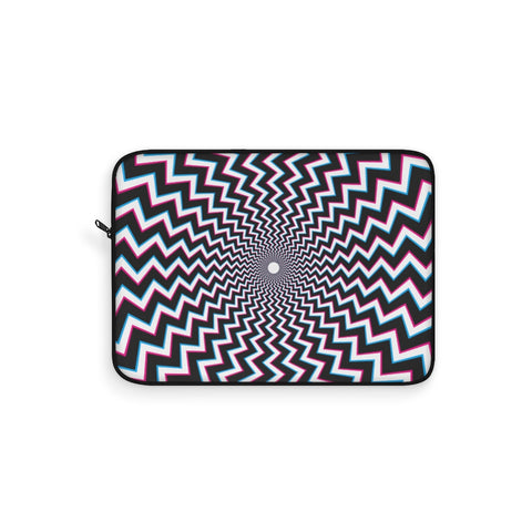 Spiral Vortex Laptop Sleeve