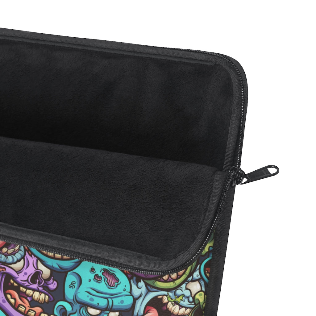 Zombies Laptop Sleeve