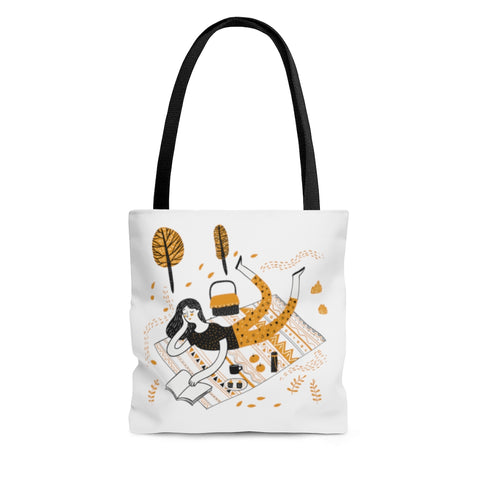 In My Head Tote Bag