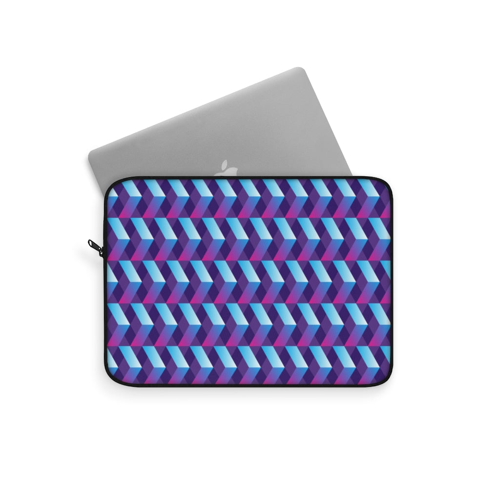 Elegant 3D Laptop Sleeve