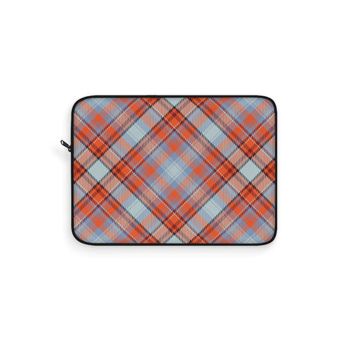 Tartan Argyle Punch Laptop Sleeve
