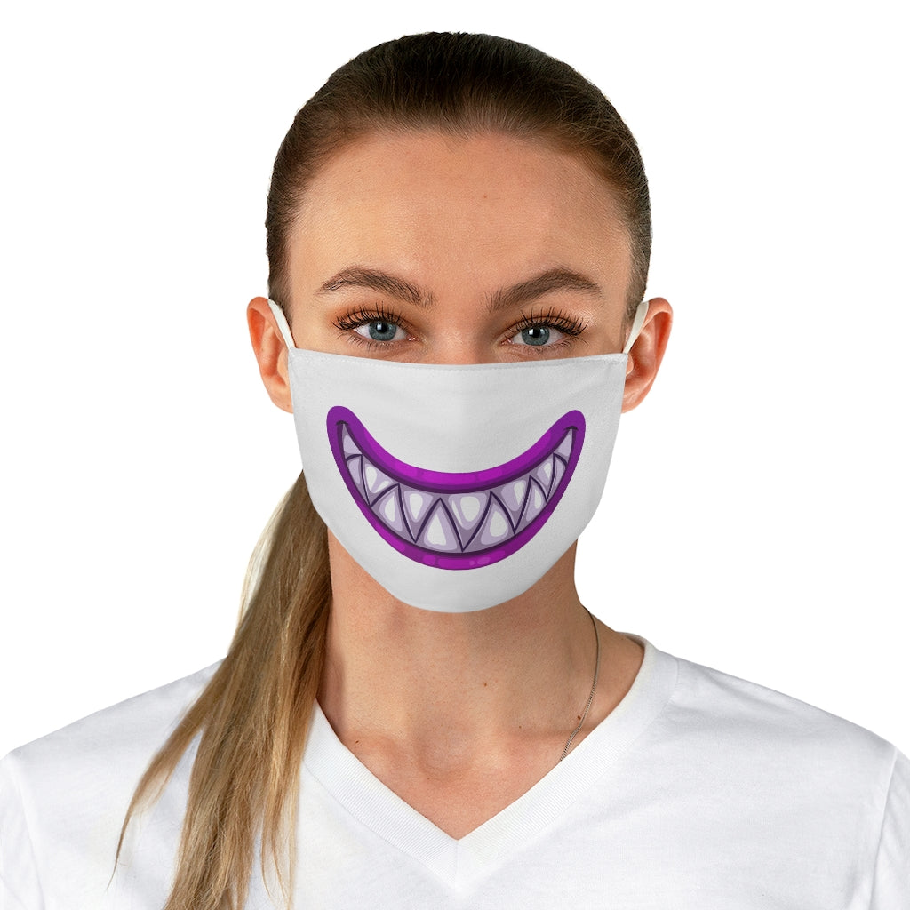 Happy & Smiling Face Mask
