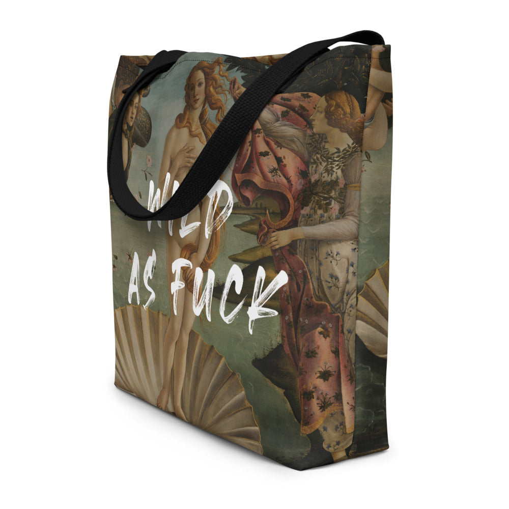 Wild As Fuck Tote Bag