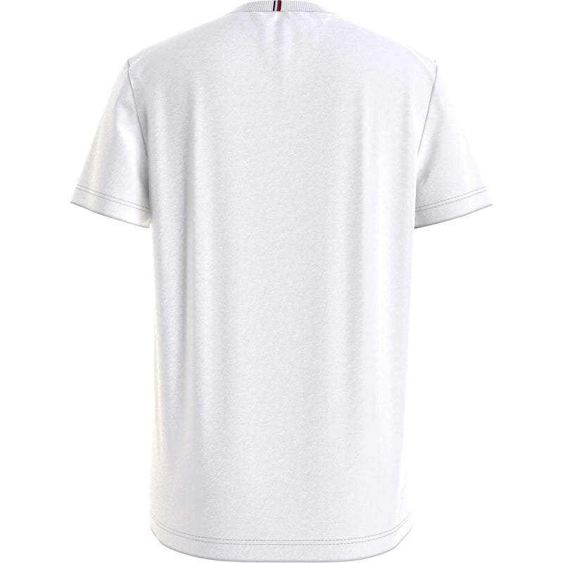 Tommy Hilfiger - ESSENTIAL TEE, WHITE