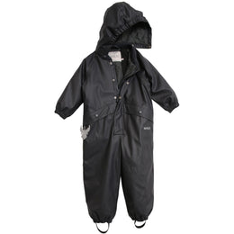 Wheat - Thermo Rainsuit Aiko, midnight blue