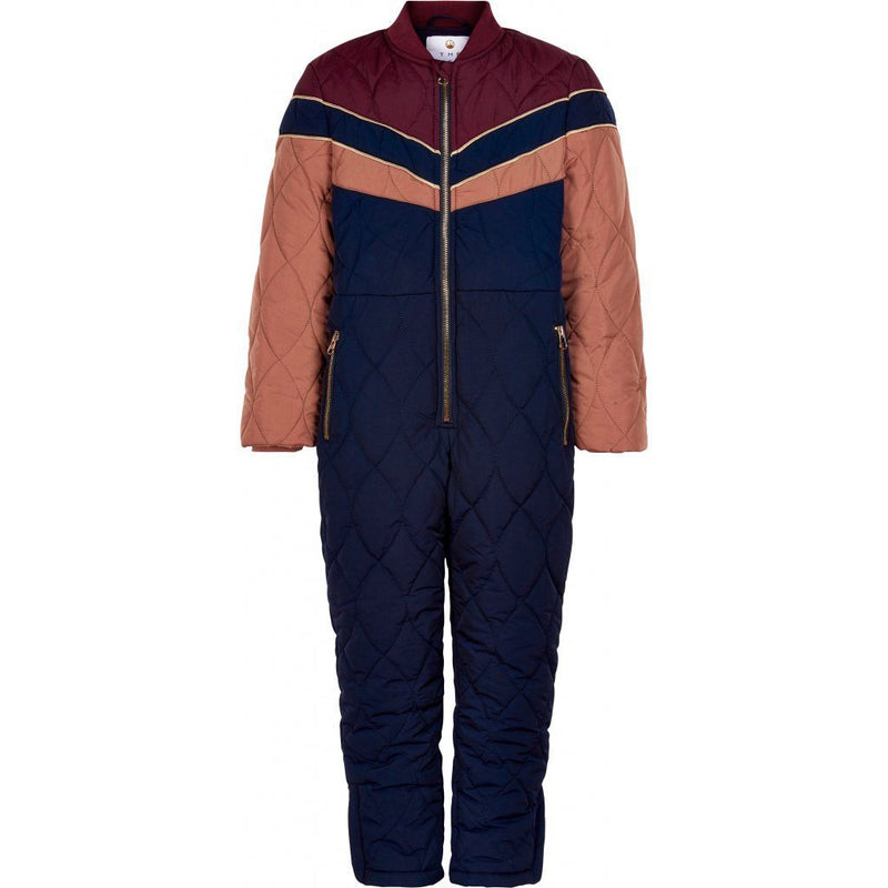RAVIA THERMO JUMPSUIT - navy blazer