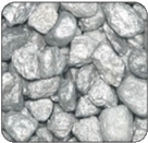 Silver Frost Colored Gravel