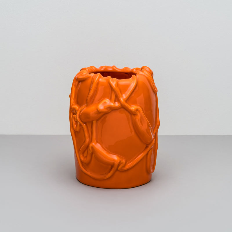 raawii Kvium - Vase Vase Persimmon Orange