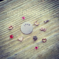 Locket Charms & More