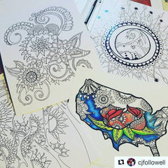 Color It Yours - Sneak Peek