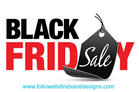 Black Friday Weekend Sale 2015