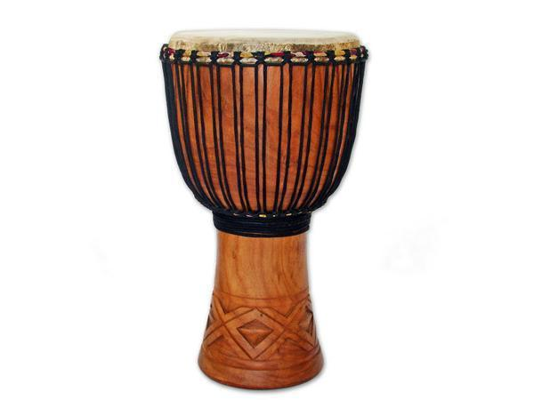 Djembe Drum - Large - Jamtown World Instruments