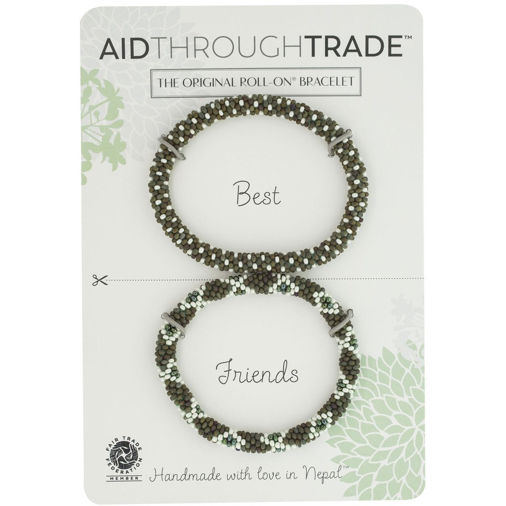 Roll-On Friendship Bracelets - Glamping - Aid Through Trade