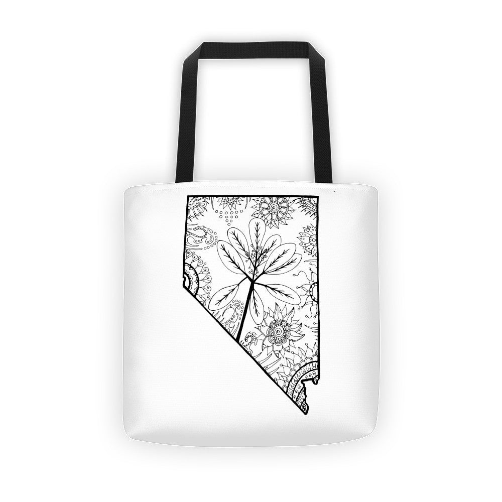 Color It Yours: Nevada Tote bag