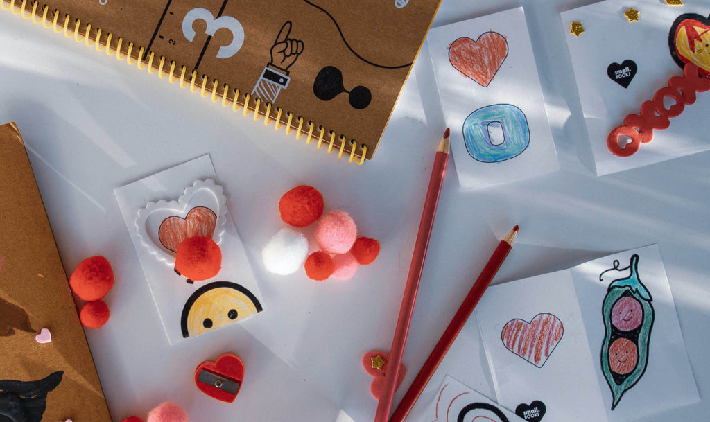 Free smallbooks Valentine's cards!