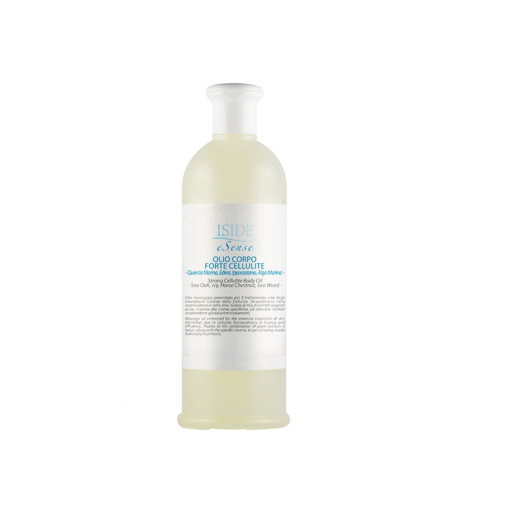 Olio corpo forte anticellulite (500ml) - curaebenessere.it