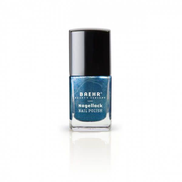 Smalto per unghie - Blue Metallic (11ml) - curaebenessere.it
