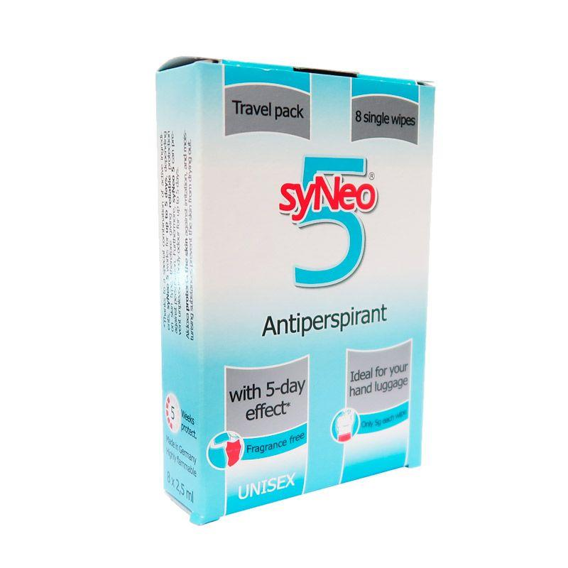 Syneo 5 Travel - antitraspirante (2,5ml) - curaebenessere.it