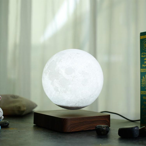 Creative 3D Magnetic Levitation Moon Lamp  Home Decoration Holiday Gifts Hypersku