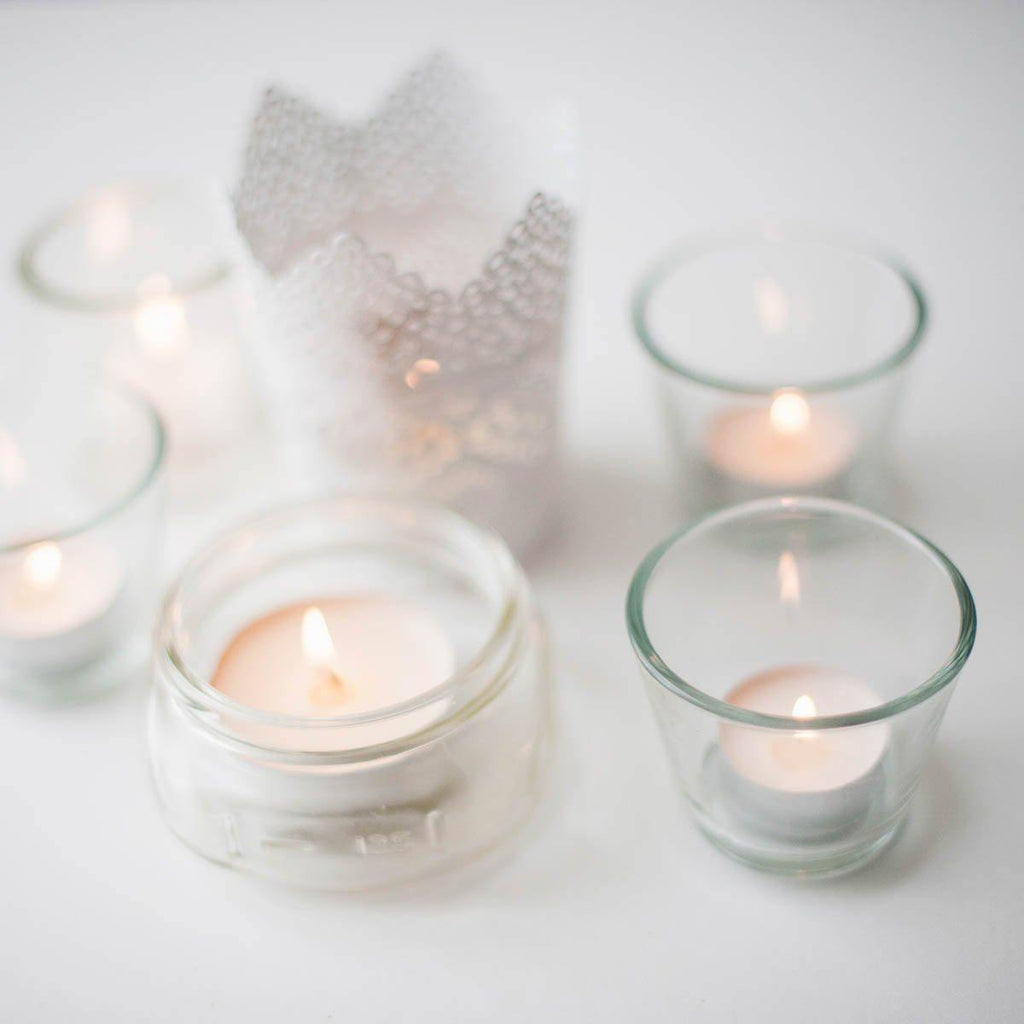 What's the difference between 100% soy wax and soy blend candles?