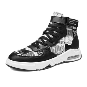 High Top Walking Shoes for Men
