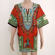 Load image into Gallery viewer, Dashiki African Shirt